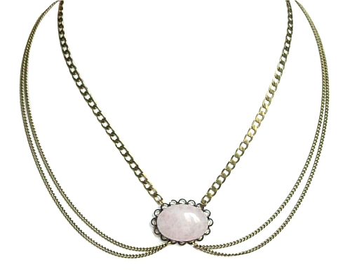 Collier claudine